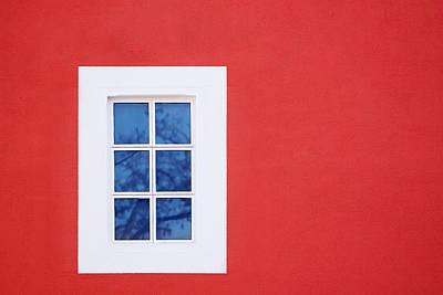 Window Piece Art Print