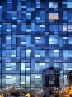 Moscow Wall Art - Photograph - Window Reflections by Stelios Kleanthous