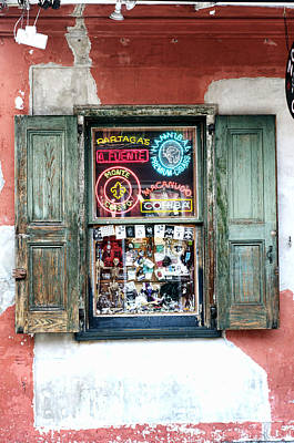 Window Shop Art Print by Kenneth Feliciano
