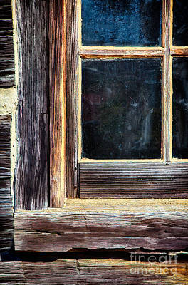 Photograph - Window To The Past by Dan Carmichael