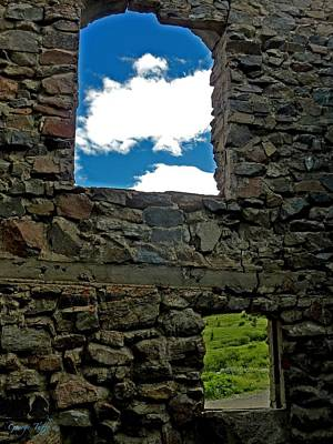 Photograph - Window To The Sky by George Tuffy