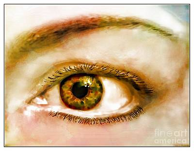 Photograph - Window To The Soul II by Debbie Portwood