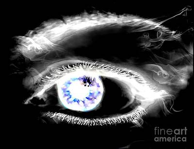Photograph - Window To The Soul IIi by Debbie Portwood