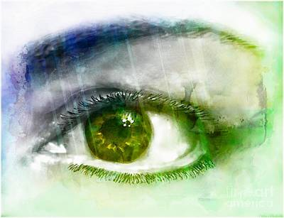 Photograph - Window To The Soul IIx by Debbie Portwood