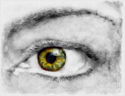 Photograph - Window To The Soul Iv by Debbie Portwood