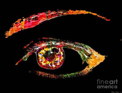 Photograph - Window To The Soul Ix by Debbie Portwood