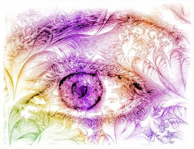Photograph - Window To The Soul V by Debbie Portwood