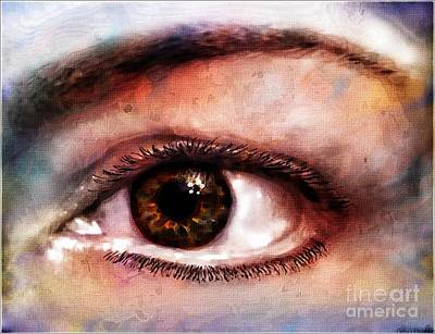 Photograph - Window To The Soul Vi by Debbie Portwood