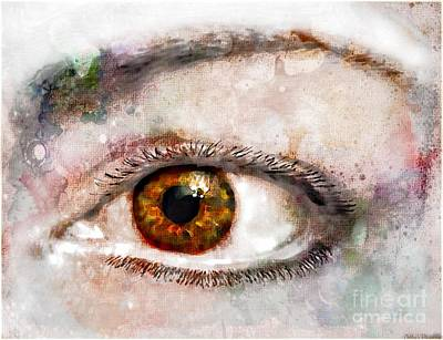 Photograph - Window To The Soul Vii by Debbie Portwood