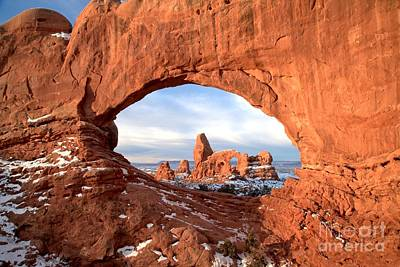 Photograph - Window To Utah by Adam Jewell