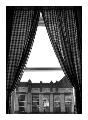 Photograph - Window View Of Stillwater by Susan Stone