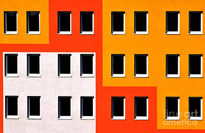 Photograph - Windows 3 by Leo Symon
