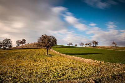 Photograph - Windows 9 Default Background Image by Okan YILMAZ