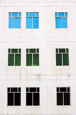 Windows 9 Art Print