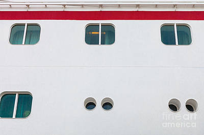 Photograph - Windows And Portholes by Diane Macdonald