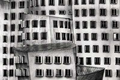 Repetition Photograph - Windows by Dennis Mohrmann