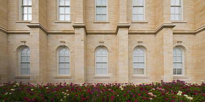 Photograph - Windows by Dustin  LeFevre