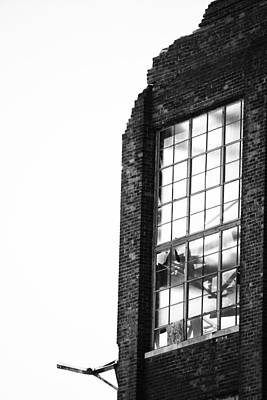 Windows Edge Art Print by Karol Livote