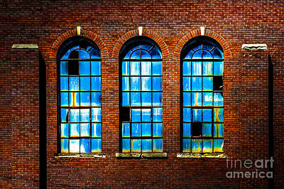 Photograph - Windows by Michael Arend