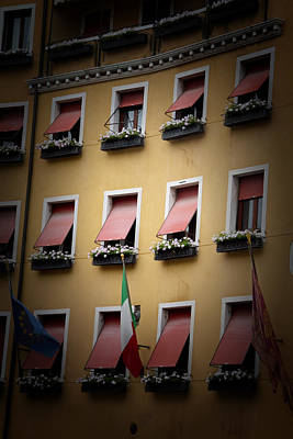 Photograph - Windows Of Italy by Roger Mullenhour