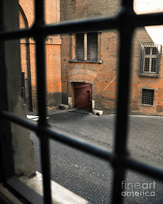 Photograph - Windows Of Rome I by Christina Klausen