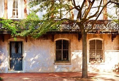Photograph - Windows Of Savannah by Bill Howard