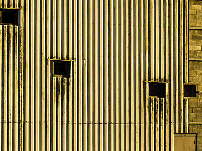 Photograph - Windows To Nothing by Jean Noren
