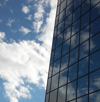 Photograph - Windows To Sky by Kume Bryant
