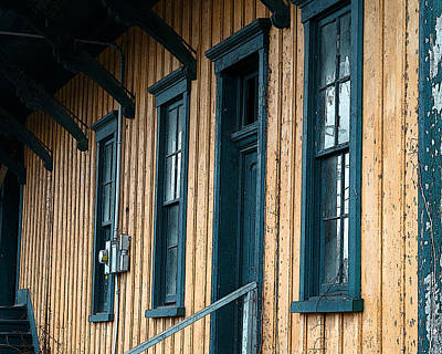 Photograph - Windows To The Past by TnBackroadsPhotos