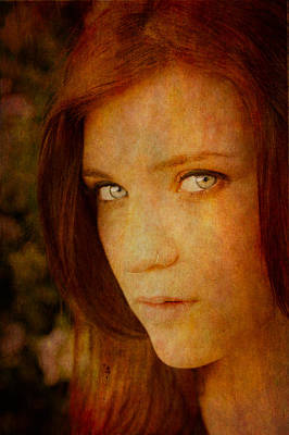 Windows To The Soul Print by Loriental Photography