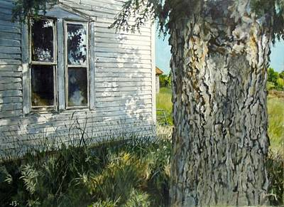 Painting - Windows by William Brody