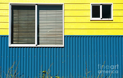 Photograph - Windows by Yew Kwang