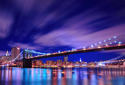 Dumbo Photograph - Winds And Lights by Midori Chan