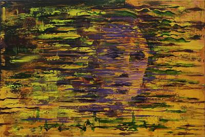 Painting - Winds by Siyavush Mammadov