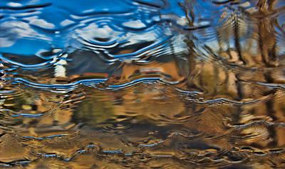 Photograph - Windscreen Water by Britt Runyon