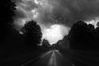 Photograph - Windshield Focus by Ben Shields