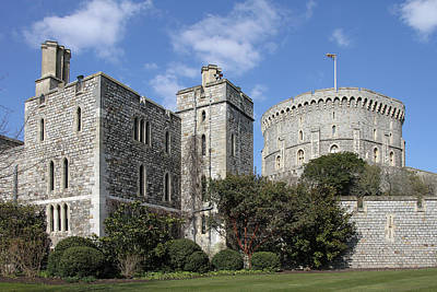 Photograph - Windsor Castle by Phil Stone