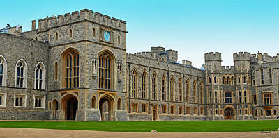 Photograph - Windsor Castle State Apartments by Shanna Hyatt