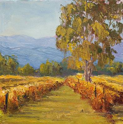 Windsor Vineyard Original by Inka Zamoyska
