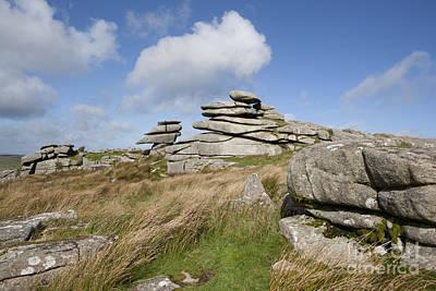 Windswept Stones Original by Paul Felix