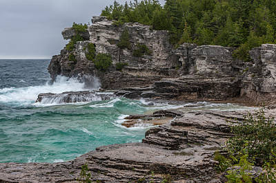 Photograph - Windy Day by Paul Johnson