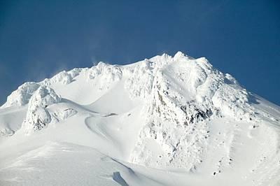 Windy Peaks Original by Ian Mcadie
