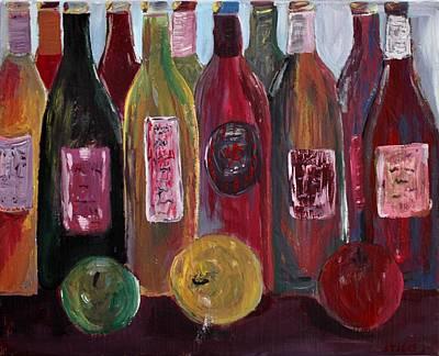 Wine Club Original by Mark Stiles