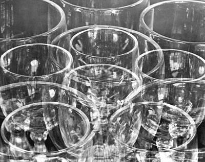 Wine Glasses , Mexico City, 1925 Art Print by Tina Modotti