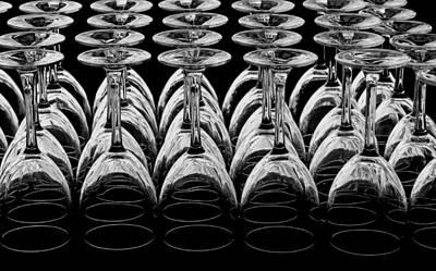 Wine Glasses Original by Joseph Schmidt