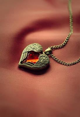 Photograph - Winged Heart by Jaroslaw Blaminsky