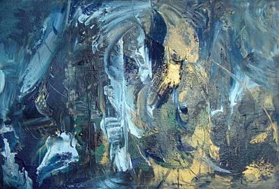 Painting - Wings by Davina Nicholas
