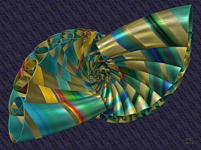 Digital Art - Wings by Manny Lorenzo