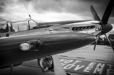 Photograph - Wingtip by Eric Miller