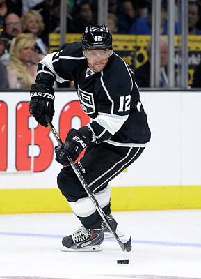 Los Angeles Kings Photograph - Winnipeg Jets V Los Angeles Kings by Harry How